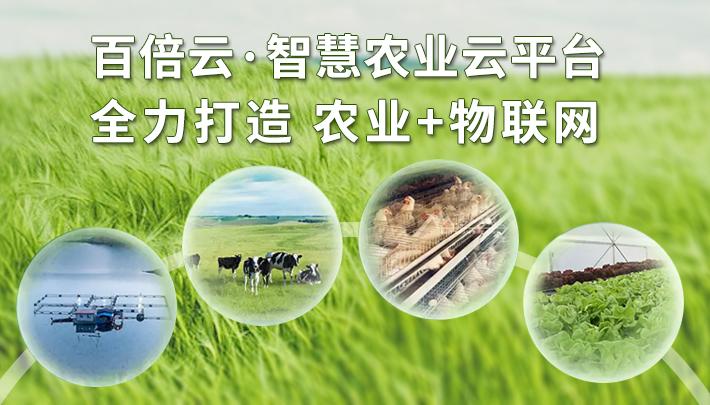 百倍云·智慧农业云平台