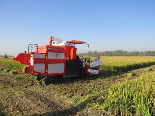 江西省财政厅提前下达了金额超过6亿元的农机补贴资金
