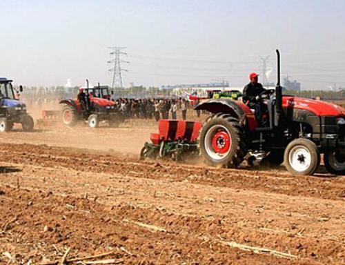 沂水县1450万元农机购置补贴资金已全部发放到农户手中