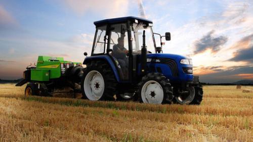 大力发展农业现代化,为农业机械装备的推广提供了机会