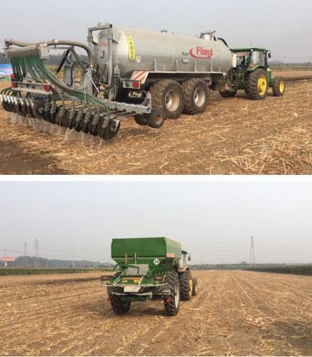 顺义区举办玉米全程及生态智能高效机械化生产田间日