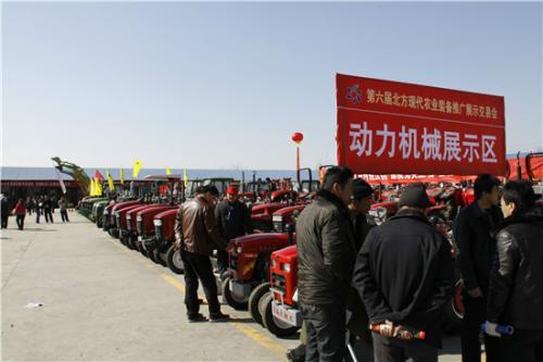 山西省农机装备水平稳步提升
