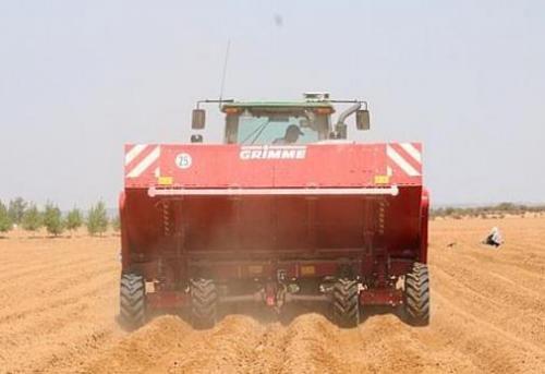 农业机械化率达65.8% '榆阳模式'开创现代农业新格局