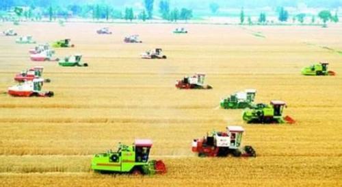 河北省投入2000万打造18个农机合作社'智慧农场'