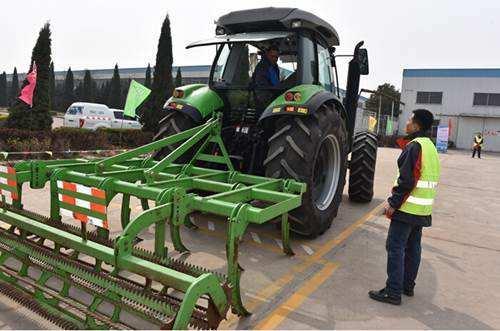 农机装备也可个性定制 未来创新之路怎么走?