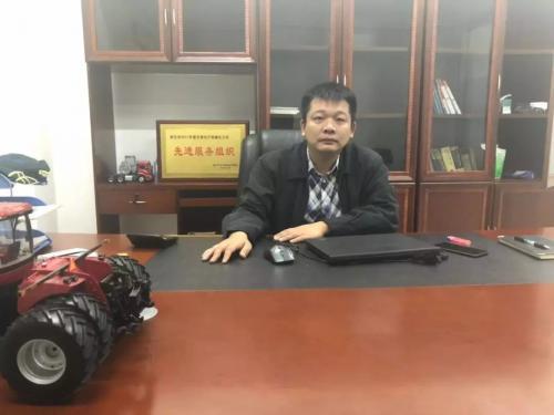 广西甘蔗机元老蔡小雨:一个敢于尝试的推广人