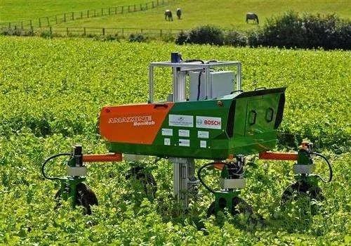 我国农业机器人发展现状分析