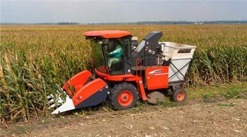 未来3—5年 国内籽粒收获机将迎大发展