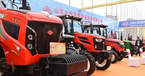 兖州5家农机企业亮相山东装备博览会
