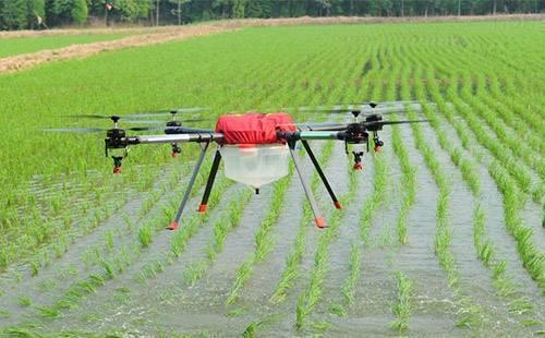江西中波农业抢庄牛牛总代 从20个手摇喷雾器到3台无人机农资