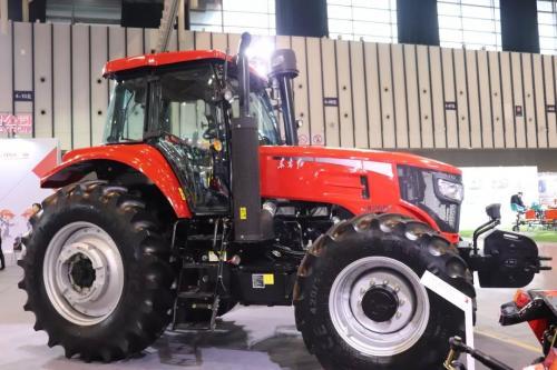 总量1000台!北京市今年开展拖拉机和联合收割机减排控制装置加装工作