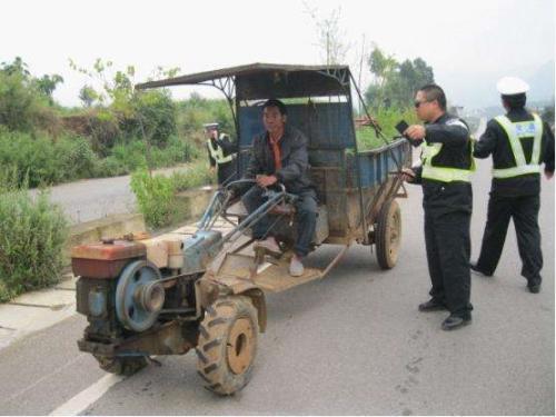 浙江省農業農村廳緊急通知:嚴查變型拖拉機違法載人