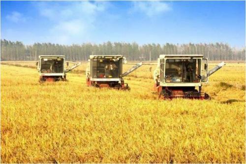HMT 一杆操纵 无比轻松 巨明让驾驶农机像开小轿车