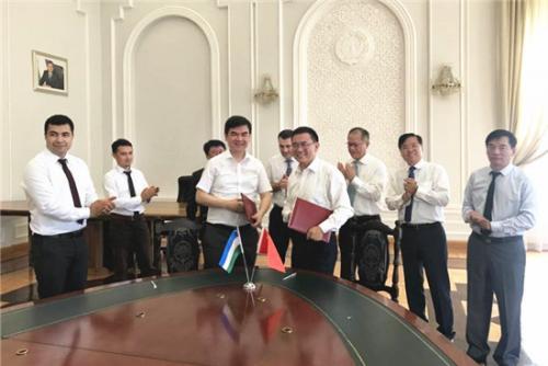 中国农科院积极推动与乌兹别克斯坦和俄罗斯农业科技合作
