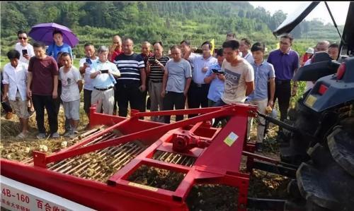 湖南800万元支持研发6种丘陵山区机具
