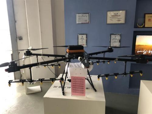 """""""金星25""""和""""金星20""""两款新品植保无人机发布"""