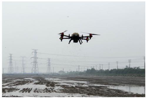 无人机播种智能农机播撒方式对比大全