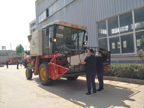 做好农机检测 助力平安农机