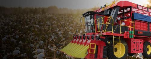 国产采棉机发展前景好