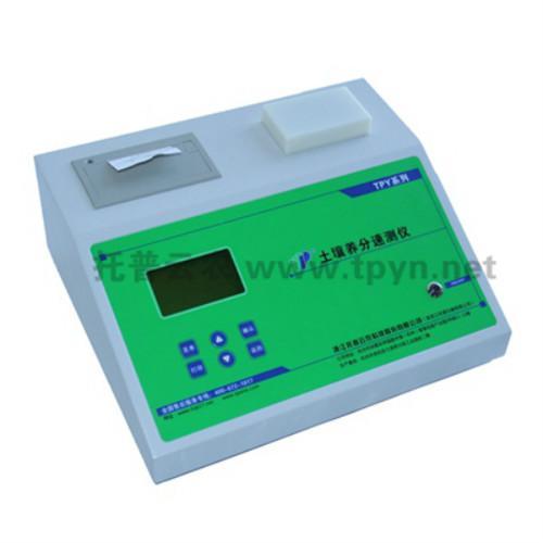 土壤成分检测仪(TPY-6A)产品概述