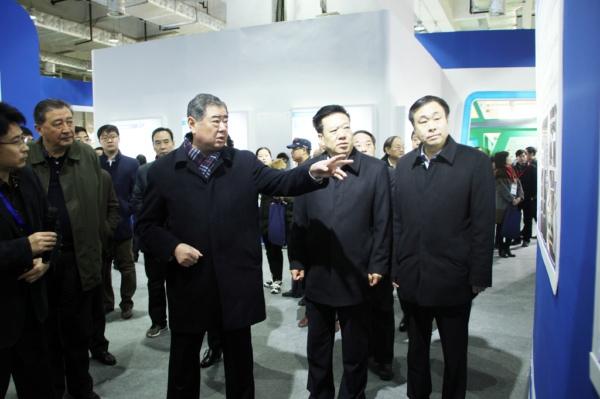 山东省<a href='http://www.sinofarm.net/' target='_blank'>农机</a>研发创新成果展成功举办&nbsp;