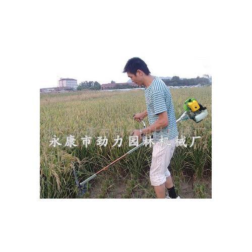 小型水稻收割机