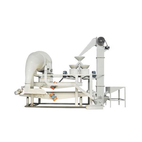 荞麦脱壳机组及各种脱壳机械设备