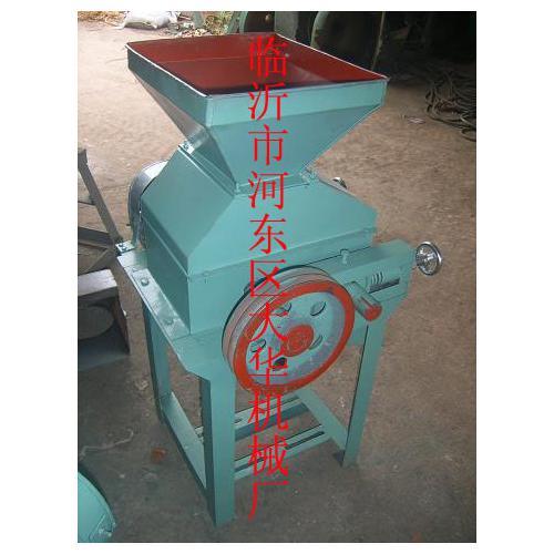 1825型麦豆类粮食挤扁机