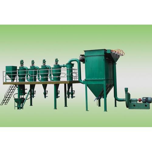 耐火材料气流分级机、磁性材料气流