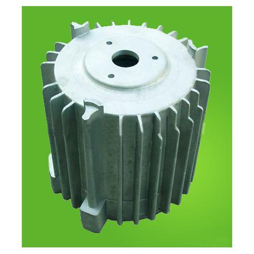 铝合金压铸割草机电机壳/铝电机盖