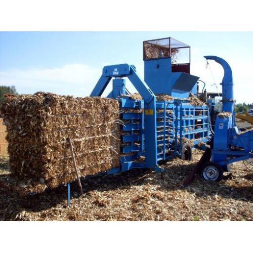 稻草秸秆打捆机