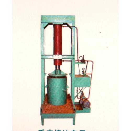茶砖压力机