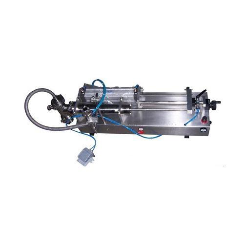 膏液灌装机-半自动卧式膏液灌装机
