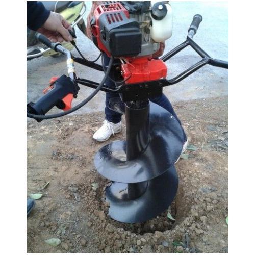 各种挖坑机植树机施肥机冰上钻眼机型号齐全