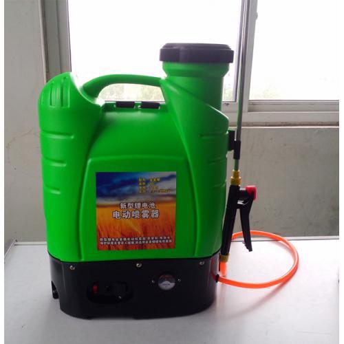 锂电池电动喷雾器