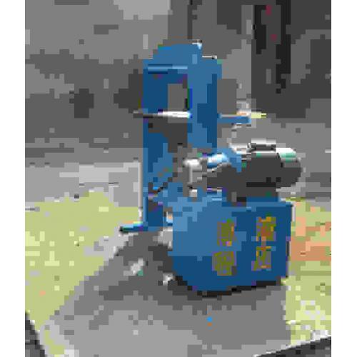 单相电茶叶压饼机