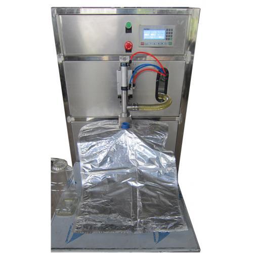 软包装袋灌装机@大豆油袋装灌装机