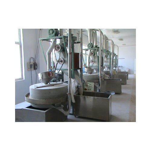 环保型电动石磨磨面机价格