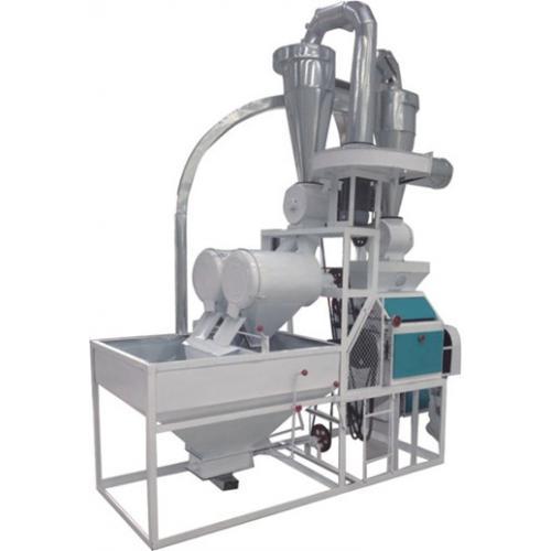 环保型莜麦荞麦磨面机首创专利厂家