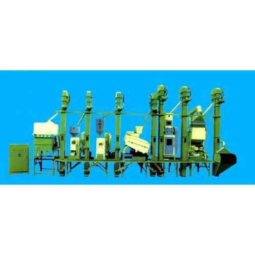 环保型免淘小米加工成套设备价格