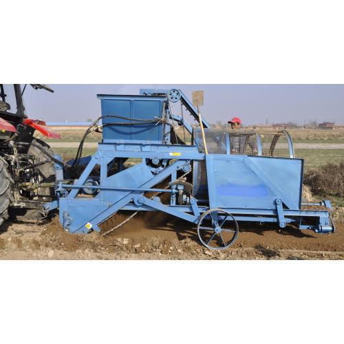 新型农业机械 螺丝菜收获机