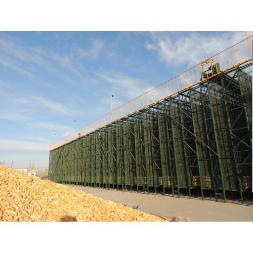 玉米果穗网式自然风干燥仓