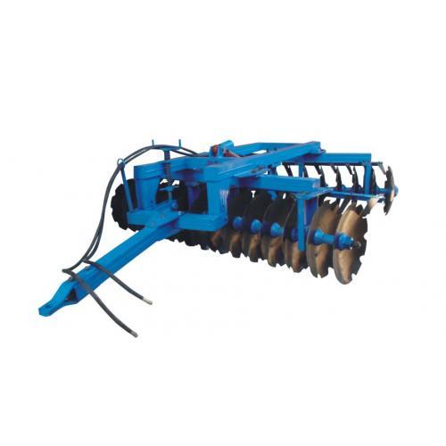 高品质拖拉圆盘耙 农机配件 32片液压偏置重耙 农机配件