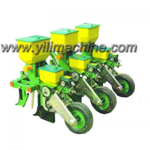 玉米小麦施肥播种机