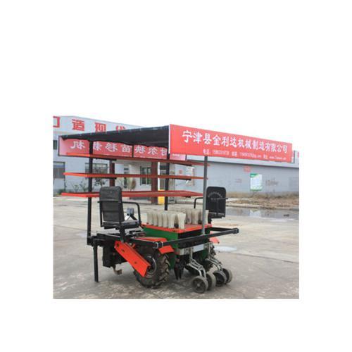厂家直田耐尔2ZBX-2型蔬菜移栽机,蔬菜栽植机,蔬菜栽苗机