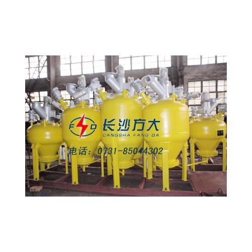 仓泵,螺旋泵,叶轮给料机一站式服务,气力输送仓泵