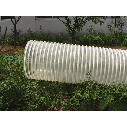 黑龙江播种机专用耐磨下料PU塑筋管