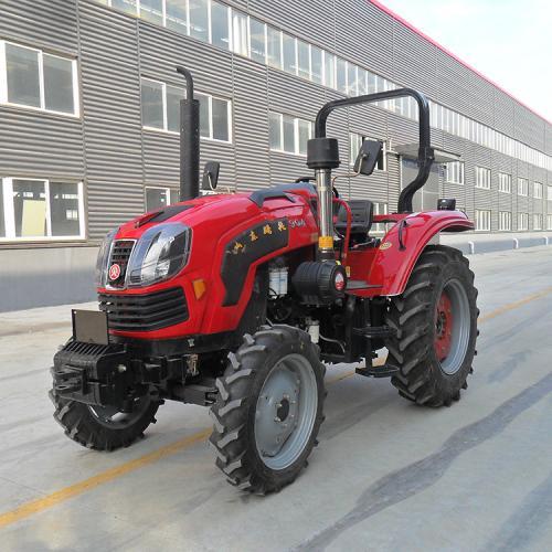 齐鲁常力904四驱轮式拖拉机国家补贴型农用拖拉机