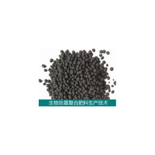 新型控缓释肥料_生物炭基肥料技术和设备