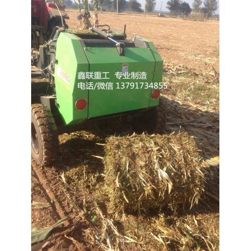 临汾玉米秸秆粉碎捡拾打捆机有没有补贴粉碎玉米秸秆打捆机